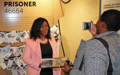 Media shines a light on new Mandela tribute publication
