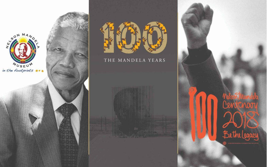 Nelson Mandela Foundation supports publication to mark Madiba's 100th