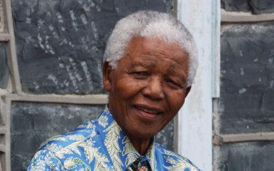 Exploring the many faces of Nelson Mandela